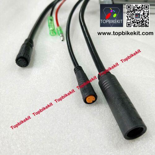 Ebike KT Controller Kit 24V//36V 250W LCD3+108X throttle+KT-V12L+Brake extend