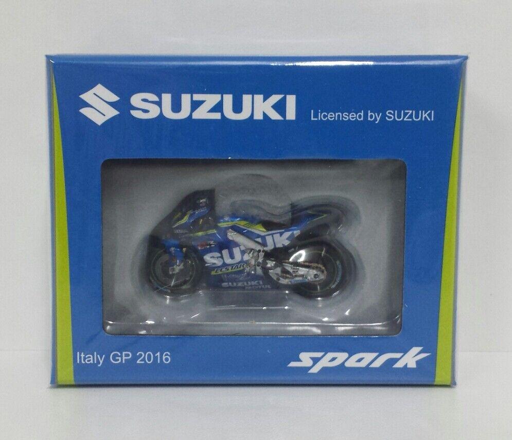 Spark 1 43 Aleix Espargaro Model Suzuki Gsx-R Ecstar Gp  Mugello 2016