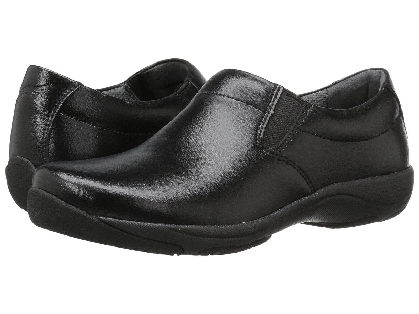 Women's Dansko Essex Essex Dansko SlipOn Shoe Clogs Ellie Black Leather bba11f