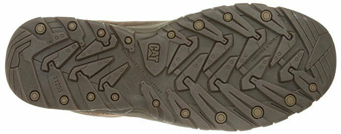 CATERPILLAR MEN STAGE BROWN CASUAL DARK BROWN STAGE P720711 OXFORD 78b3fa