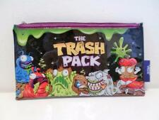 Trash Pack Grossery Gang Trashies Toy School Pencil Case or Figure Storage Bag