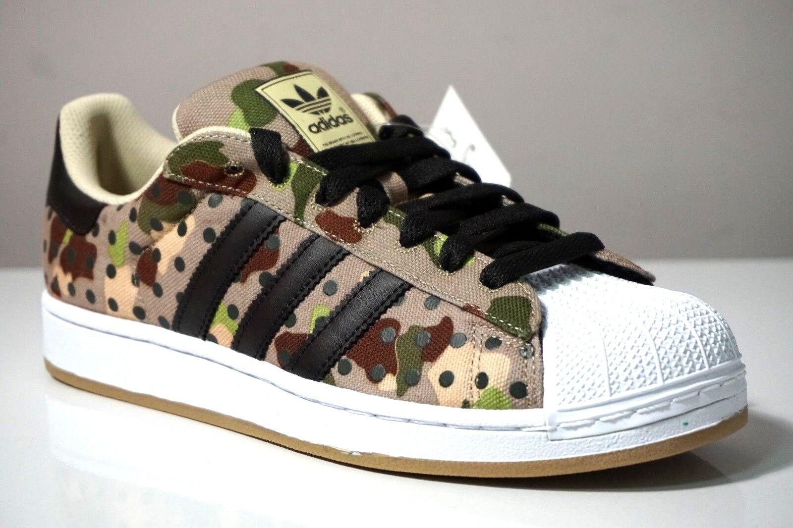 Adidas Originals Superstar II; Men 65533;s scarpe da ginnastica  M20729 Dimensione 8  prezzo ragionevole