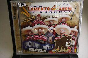 Banda-Lamento-Show-Ponzona-Musical-2005-Music-CD-NEW
