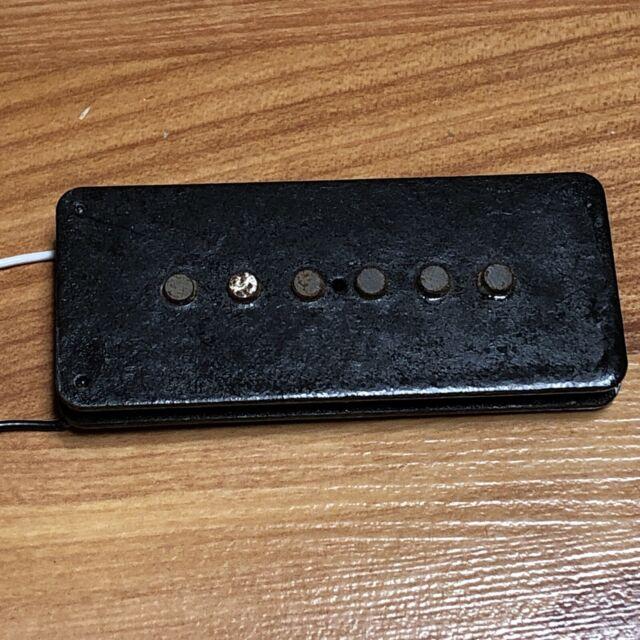 Seymour Duncan SJM-2b Hot Bridge Pickup for Fender Jazzmaster Guitar Single Coil