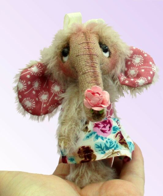 rabbit Soft toy teddy bear mouse or elephant sewing patterns One or All