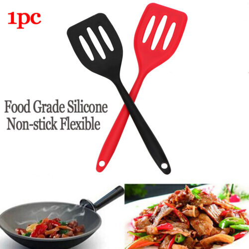 Nonstick Silicone Turners Gadgets Kitchen Tools Frying Pan Scoop Fried Shovel