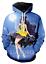 MenWomen-3D-Print-Anime-Sailor-Moon-Casual-Hoodie-Sweatshirt-Jacket-Pullover-Top miniature 23