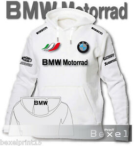 FELPA-HOODIE-PRINTED-BMW-MOTORRAD-2-SPORT-TEAM-ITALIA-PER-BMW-FANS-COL-NE