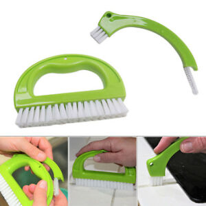 Details about Grout Brush Tile Grout Cleaner Cleaning Tool for Bathroom  Kitchen Shower Sinks