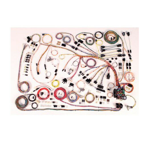 [DIAGRAM_38EU]  1966-1968 Chevy Chevrolet Impala Complete Wire Harness Kit Direct Fit NEW  510372 for sale online | eBay | 1966 Impala Wire Harness |  | eBay