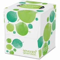 Seventh Generation 100% Recycled Facial Tissue 2-ply 85/box 36/carton 13719ct on sale