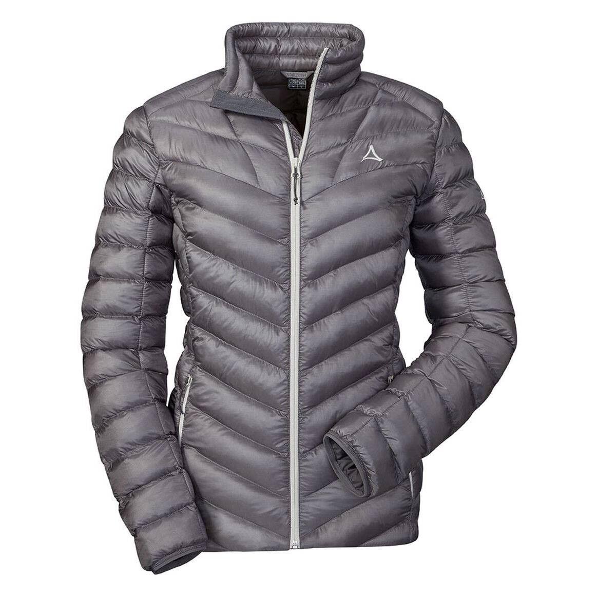 Schöffel Thermo Jacket Annapolis Damen Steppjacke silber silber silber cc543b