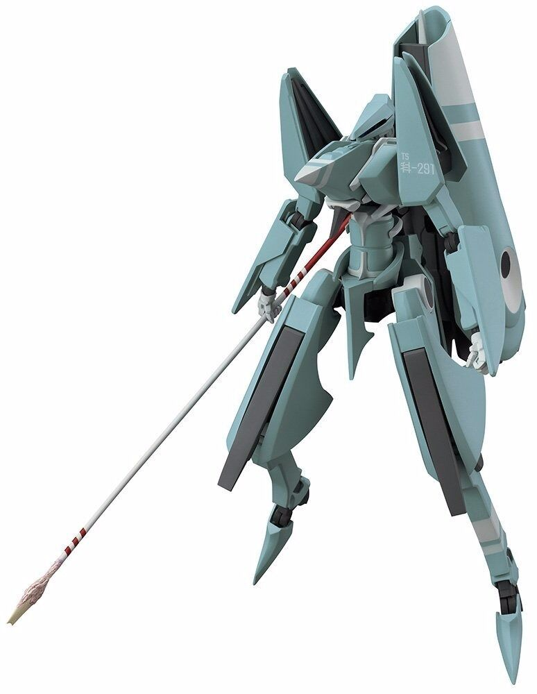 Figma 261 Knights of Sidonia TYPE-18 MORITO Figure Max Factory NEW from Japan