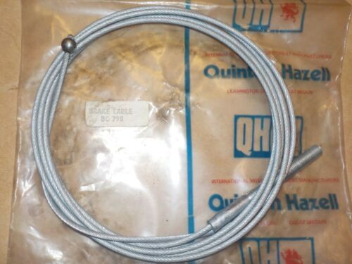 VAUXHALL VICTOR FD 1.6 2.0 VX4//90 1969-1972 REAR HAND BRAKE CABLE