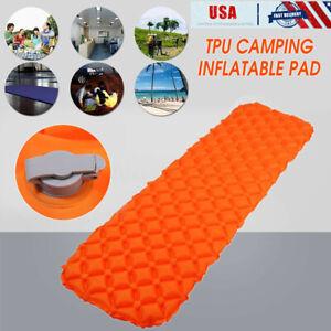 Inflatable-Air-Mat-Mattress-Outdoor-Tent-Mat-Travel-Camping-Hiking-Sleeping