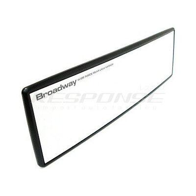 Napolex Broadway BW-745 Rear View Mirror 270mm Convex Universal Fitment