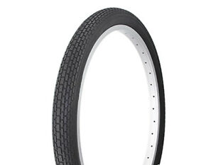 "bicycle Tire Duro 24"" x 2.125"" Black/Black Side Wall HF-120A Brick Pattern"