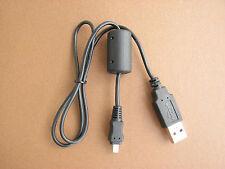 Genuine USB PC Data Cable Cord Lead For SONY CyberShot DSC-W310 DSC-W370 Camera