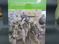 U.s. Marines In Iraq 2004-2005: Into The Fray By Kenneth W. Estes Hardcover