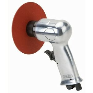 Small 5 In Air High Speed Grinder Sanding Sander Disc Paint Stock Removal Tool Ebay