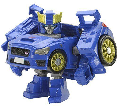 Transformers QTF QT16 Blau Streak Subaru WRX STi Japan
