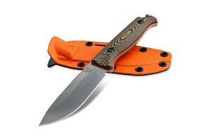 Benchmade Saddle Mountain Skinner 15002-1 Boltaron Sheath Fixed Blade Knife
