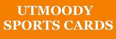 UTMOODY Sports Cards