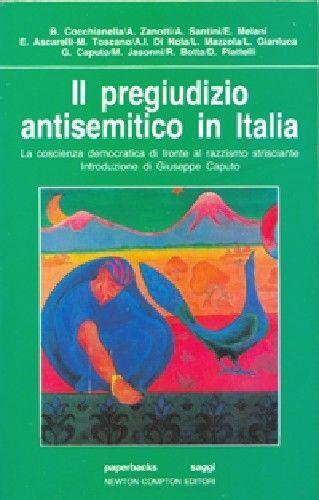 Il pregiudizio antisemitico in Italia