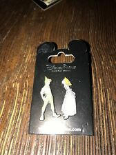 Disney Peter Pan & Wendy 2 Pin Set NEW ON CARD