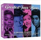 Greatest Jazz Divas by Various Artists (CD, Nov-2011, 3 Discs, Not Now Music)