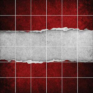 Adesivi piastrelle parete maiolica decocrazione cucina o for Piastrelle maiolica cucina