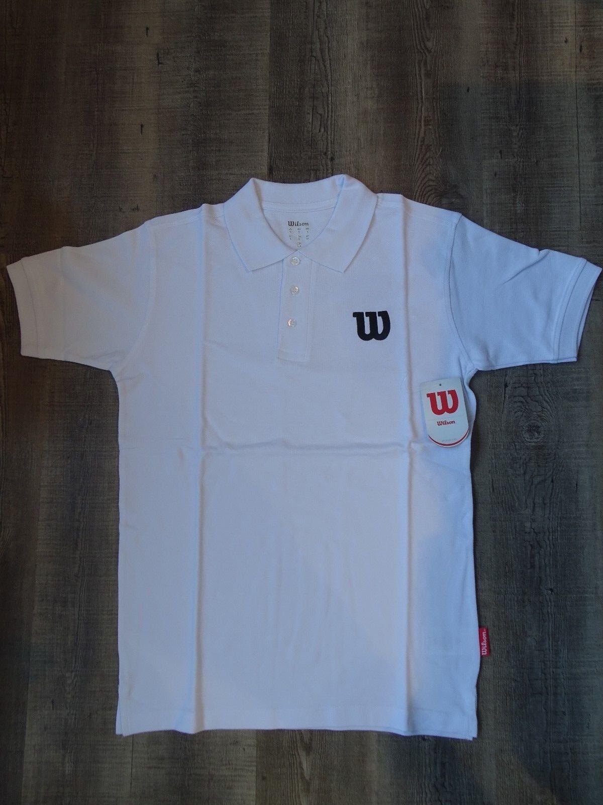 Wilson M M M Core Cotton W Polo S-M-L-XL 865816