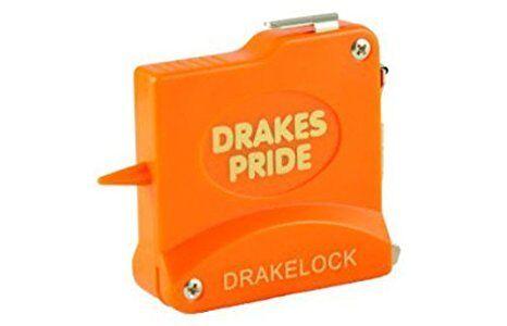 Drakes Pride Bowls Bowling Drakelock Lock Steel Measure B6040