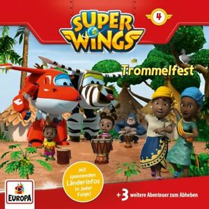 SUPER-WINGS-004-TROMMELFEST-CD-NEW