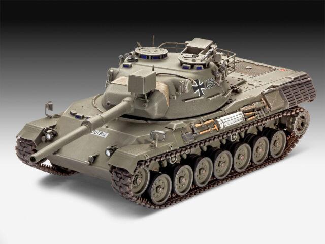 revell leopard 1 panzer 03240 g nstig kaufen ebay. Black Bedroom Furniture Sets. Home Design Ideas