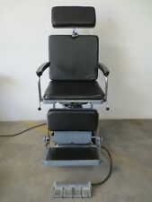 Midmark Ritter F Gynecologist Power Exam Chair Table Tattoo Piercing Ob Gyn Uro