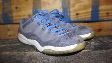 Nike Air Jordan 11 Retro Low GP 580522-408 Blue Moon Polarized Blue size 9ff631487