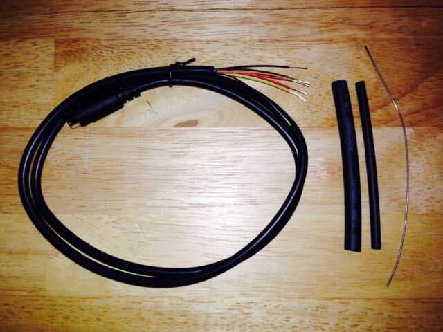 DIY Klipsch ProMedia 2.1 Control Pod Module DIN Do It Yourself Repair Cable