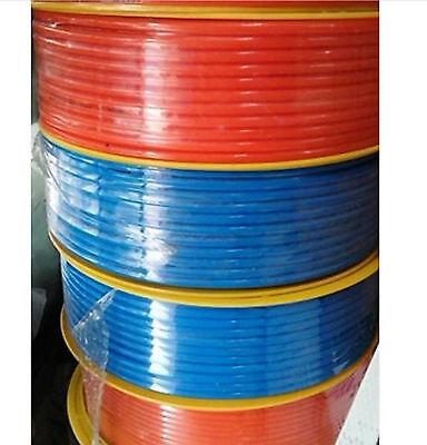 3m 10m 20m Polyurethane Tube PU Air Compressor Hose Pneumatics Plastic Pipe #B5W