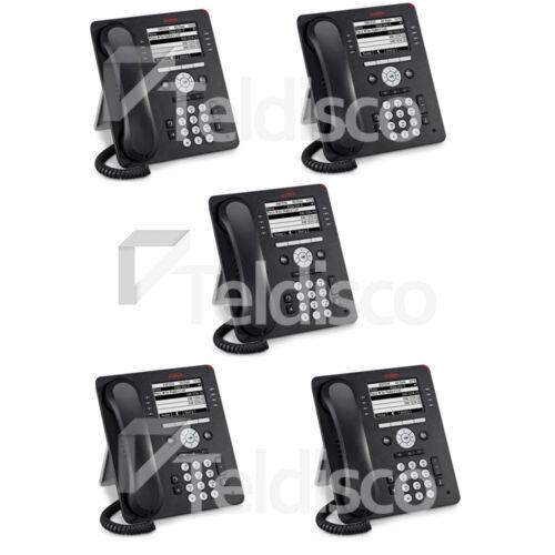 Avaya bundle 5 x Avaya 9608 IP Telephone