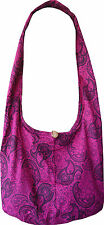 Schultertasche Blumen Fantasie Muster Umhängetasche Damen Tasche Hippie 03620