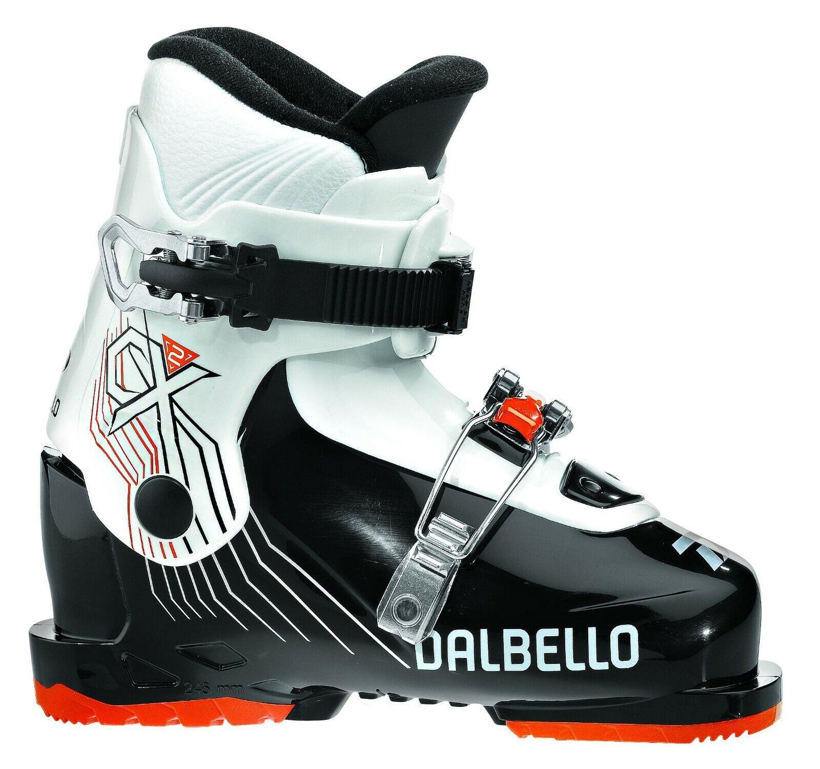 Dalbello Kinder Skischuh CX 2.0  BLACK/ WHITE EU 30.5  MP 195 /  2019