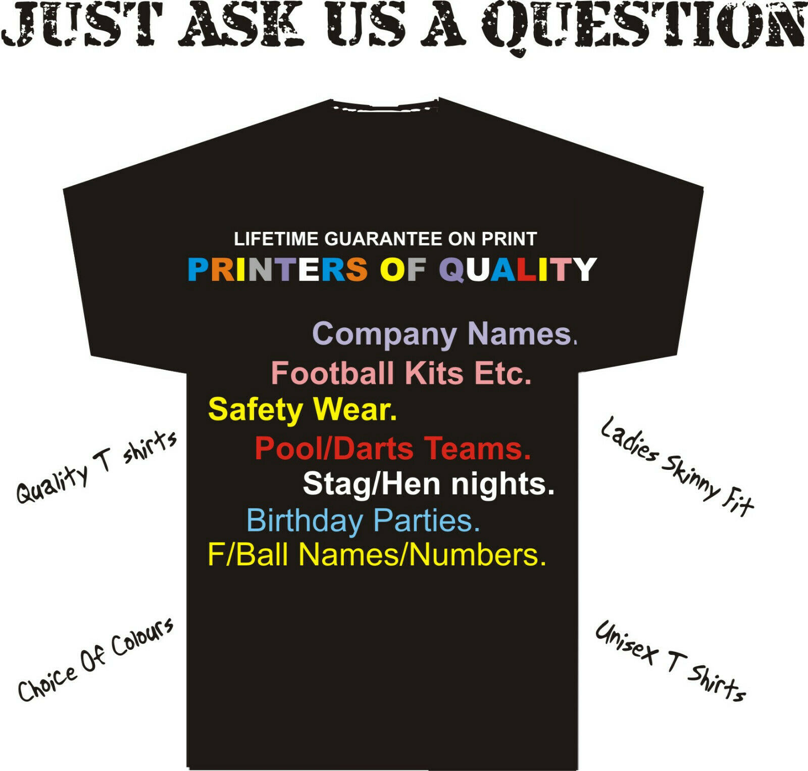 Birthday Stag Night Holiday Xmas Size L Party DAVE is GAY T-shirt