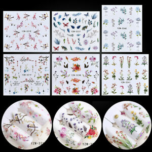Cute-DIY-Flower-3D-Nail-Art-Transfer-Stickers-Sheets-Decals-Manicure-Decor-Tips