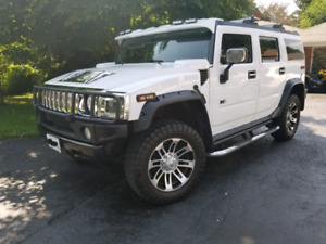 2003 Hummer H2 trade accepted