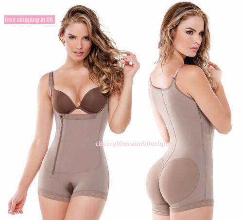 Colombian Girdle FAJATE Magic Body Shaper Powernet Butt Lifter Tummy Control 435