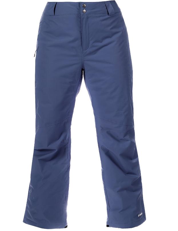 NEW COLUMBIA BUGABOO WATERPROOP SNOW PANTS SNOWBOARD SKI PANTS Damenschuhe 3X Blau