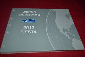 image is loading 2013-ford-fiesta-dealer-wiring-diagrams-manual-mmpa