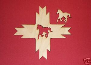 HORSE-IN-SW-STAR-Unfinished-Flat-Wood-Shapes-1SWSH1038C