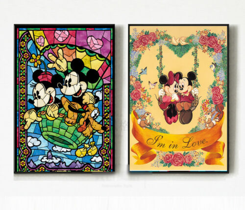 Disney Kits 5D Diy Diamond Painting